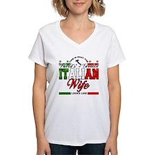 World's Greatest Italian Wife Shirt