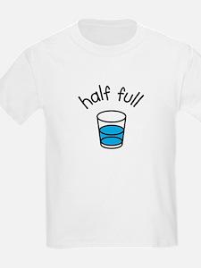 Half Full T-Shirt