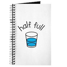 Half Full Journal