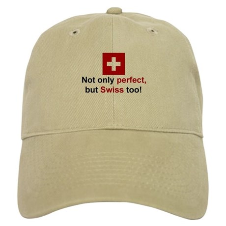Perfect Swiss Cap