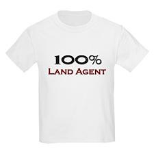 100 Percent Land Agent T-Shirt