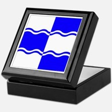 Atlantia Ensign Keepsake Box