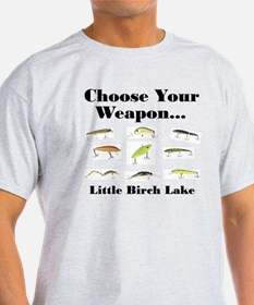 278 Choose your Weapon T-Shirt
