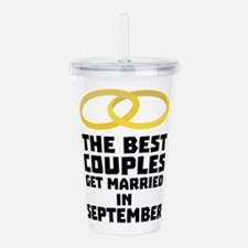 The Best Couples in SE Acrylic Double-wall Tumbler