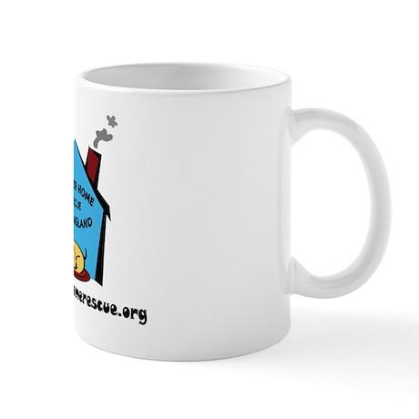 Forever Home Rescue Mug