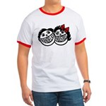 Retro Vandelay Industries Logo Ringer T