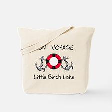 579 Bon Voyage Tote Bag