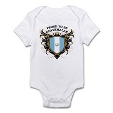 Proud to be Guatemalan Infant Bodysuit