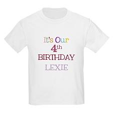 Drea & Lexie BDay - T-Shirt