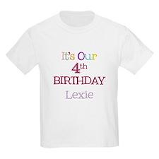 Drea & Lexie BDay 2 - T-Shirt