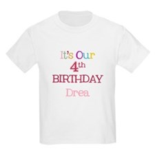 Drea & Lexie BDay 2 - T-Shirt