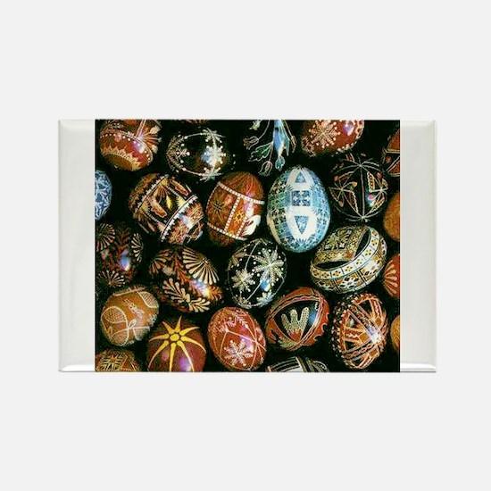 Easter Egg Rectangle Magnet
