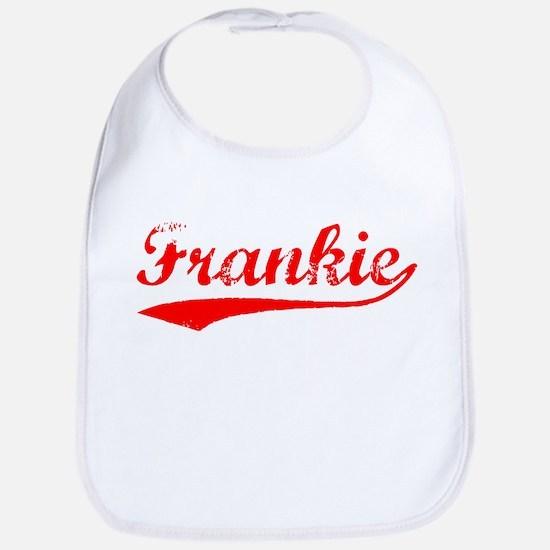 Vintage Frankie (Red) Bib