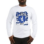Murr Family Crest Long Sleeve T-Shirt