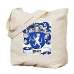 Murr Family Crest Tote Bag