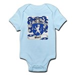 Murr Family Crest Infant Creeper