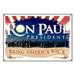 Ron Paul Premium Banner