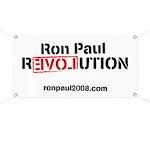Ron Paul Revolution Premium Banner