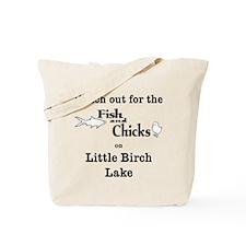 428 Fish & Chicks Tote Bag