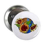 "Sunflower Planet 2.25"" Button (100 pack)"