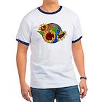 Sunflower Planet Ringer T