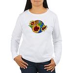 Sunflower Planet Women's Long Sleeve T-Shirt