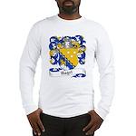 Nagel Family Crest Long Sleeve T-Shirt
