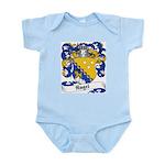 Nagel Family Crest Infant Creeper