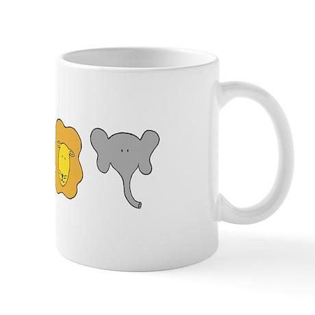 wild side animals Mug