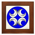 Caid Populace Framed Tile