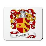 Neubauer Family Crest Mousepad