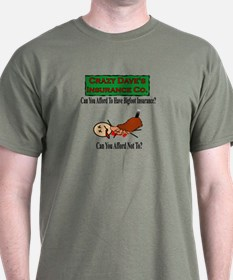 Bigfoot InsuranceT-Shirt