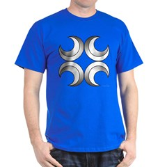 Caid Populace Blue T-Shirt