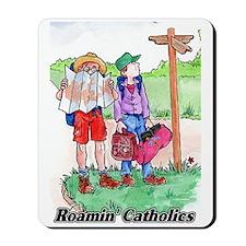 Rosary Mousepad