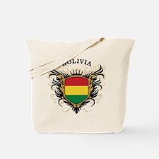 Bolivia Tote Bag