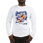 Nissen Family Crest Long Sleeve T-Shirt