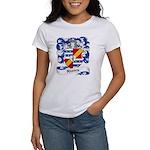 Nissen Family Crest Women's T-Shirt