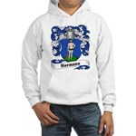 Normann Family Crest Hooded Sweatshirt