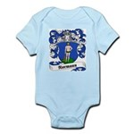 Normann Family Crest Infant Creeper