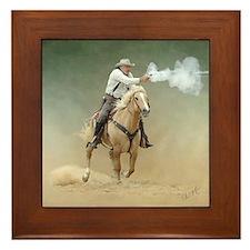 The Ranger - Framed Tile