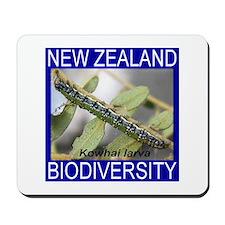 New Zealand Biodiversity Mousepad