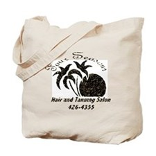 Cute Tanning bed Tote Bag