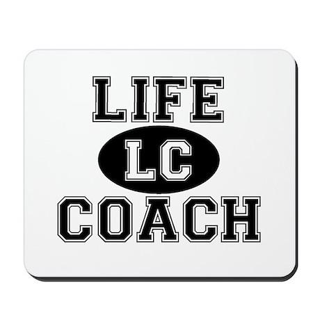 Life Coach Mousepad