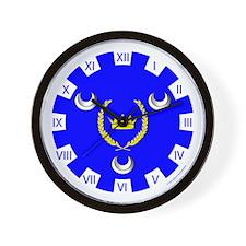 Kingdom of Caid Wall Clock