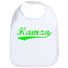 Vintage Hamza (Green) Bib