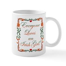 Loves Irish Girl Mug