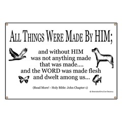 Christian Scripture Banner
