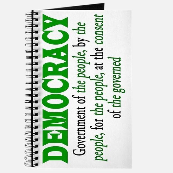 DEMOCRACY Journal