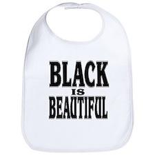 BLACK IS BEAUTIFUL Bib