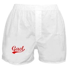 Vintage Gael (Red) Boxer Shorts